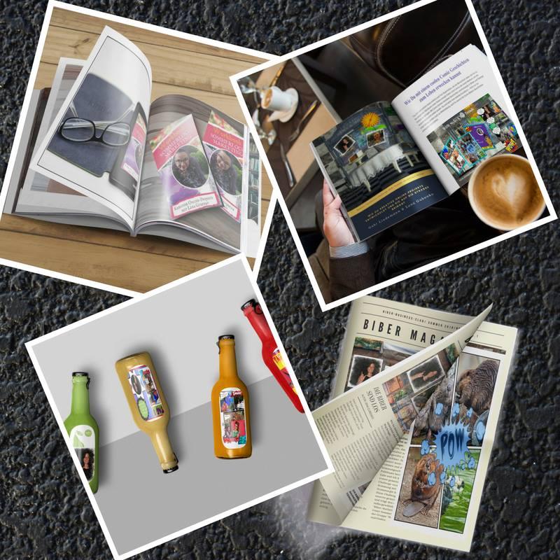 Mockup Magazin