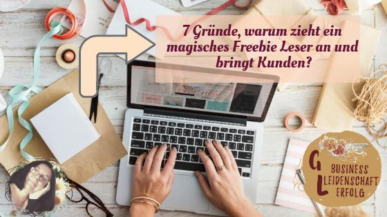 magisches Freebie erstellen