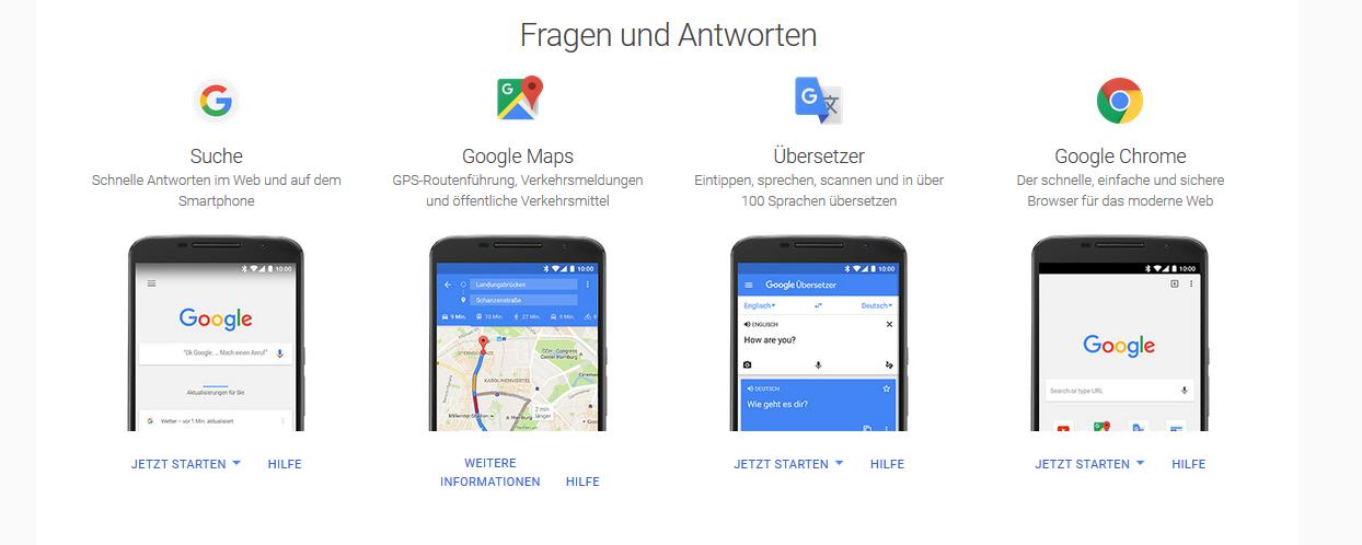 Googletools für dein Online Business