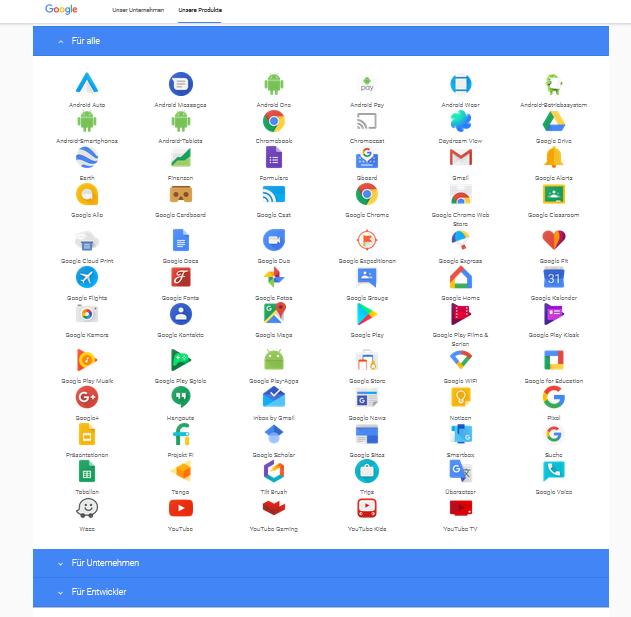 Googletools für dein OnlineBusiness