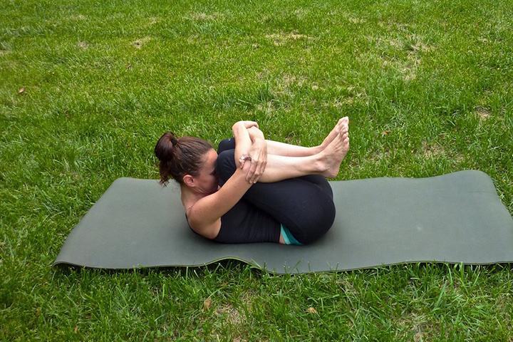 Entspannung für Körper und Seele
